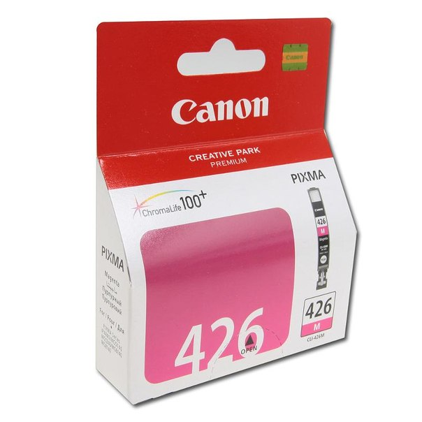 Картридж canon cli-426m