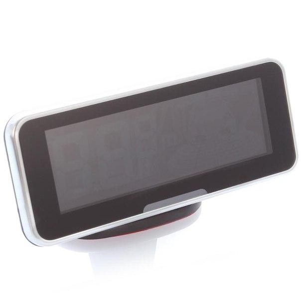 Парктроник flashpoint fp-400i silver