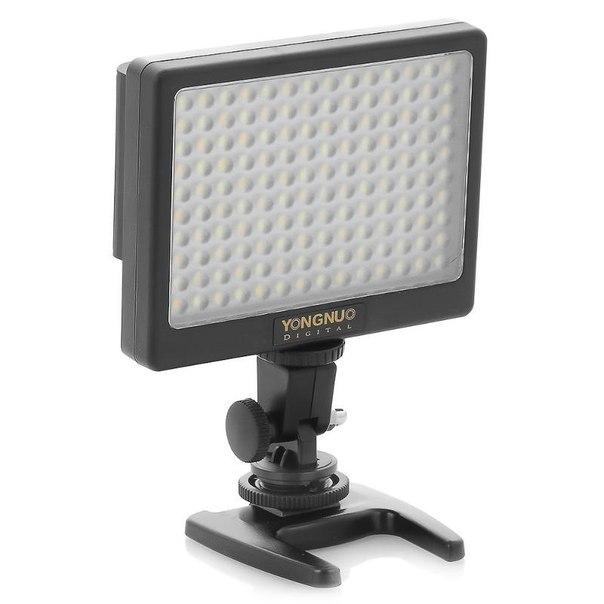 Осветитель светодиодный yongnuo led 140 (yn140), 140 leds, для фото и видеокамер