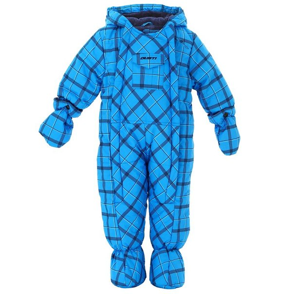 Комбинезон для мальчиков gusti gwb 2546, размер 80-86 см, цвет голубой