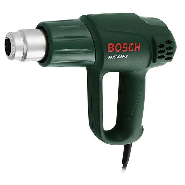 Строительный фен bosch phg 500-2