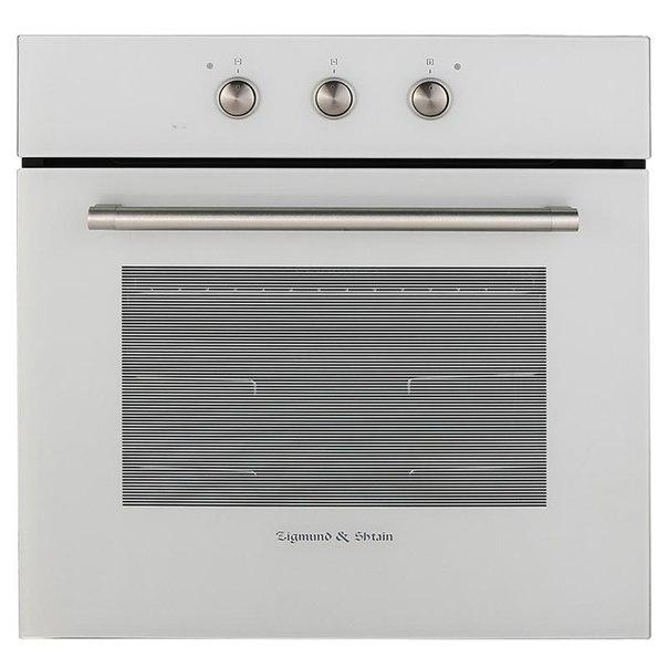 Встраиваемый электрический духовой шкаф zigmund & shtain en 152.911 w