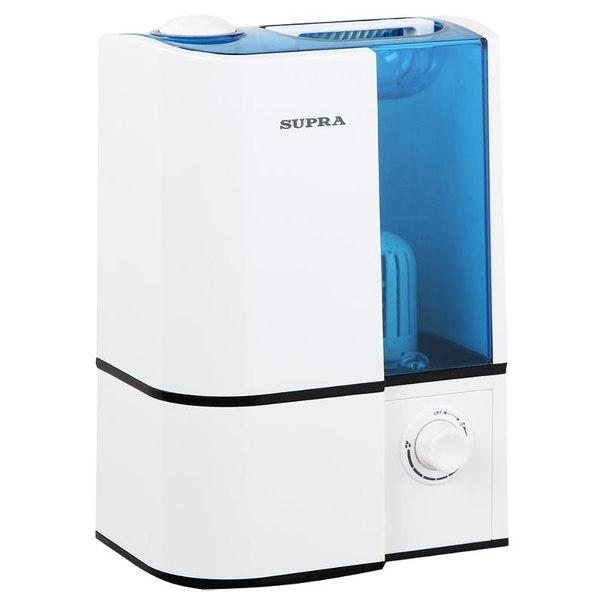 Увлажнитель воздуха supra hds 105 blue