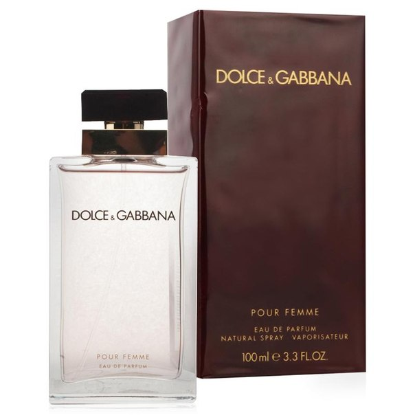 Парфюмерная вода dolce & gabbana pour femme, 100 мл