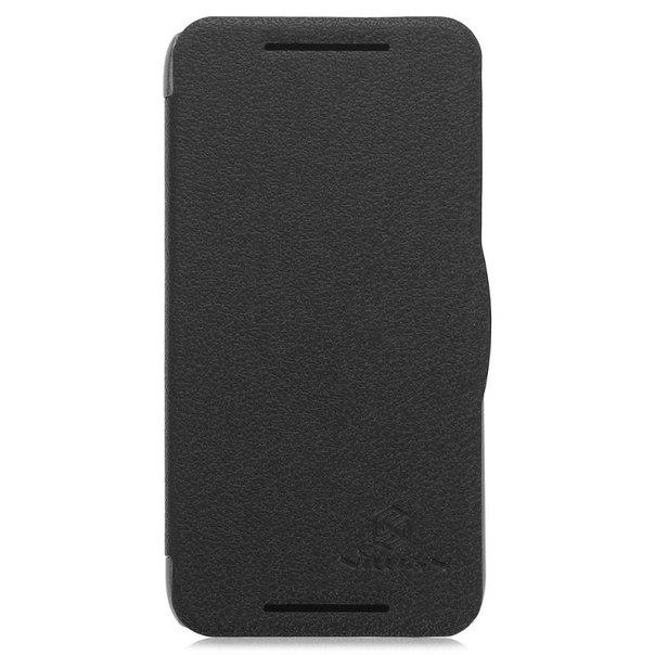 Чехол-книжка nillkin fresh series leather case для htc desire 601 (619d), черный