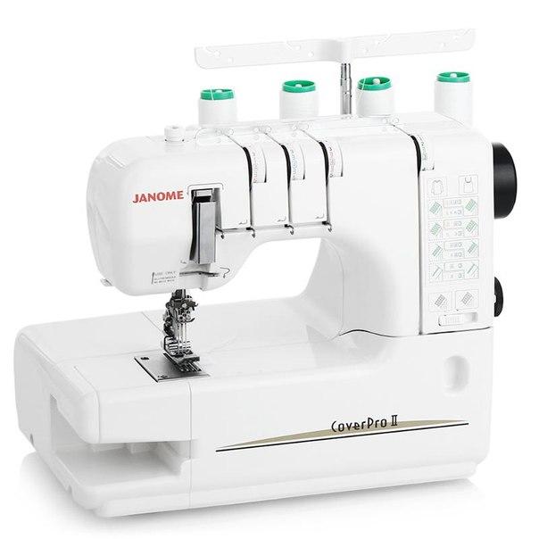Швейная машина janome cover pro 2