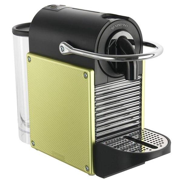 Кофемашина капсульная nespresso delonghi en 125.l
