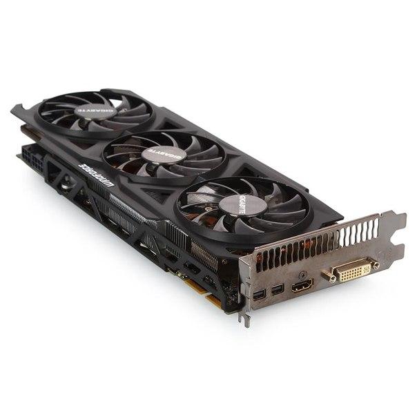 Видеокарта gigabyte gv-r928xoc-3gd-ga, r9 280x, 3072мб, gddr5, retail