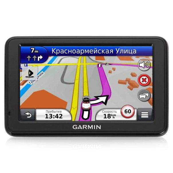 Автомобильный gps навигатор garmin nuvi 2495lt