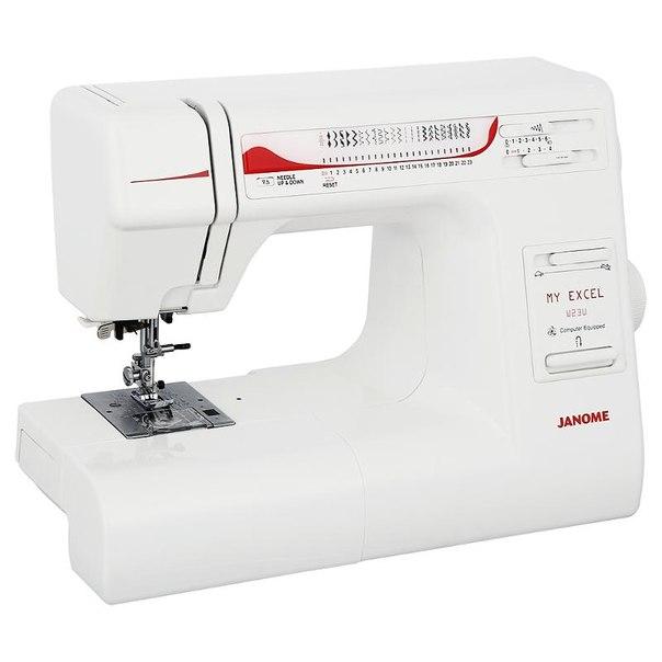 Швейная машина janome my excel w23u
