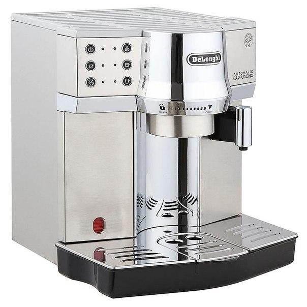 Кофеварка эспрессо delonghi ec 850.m