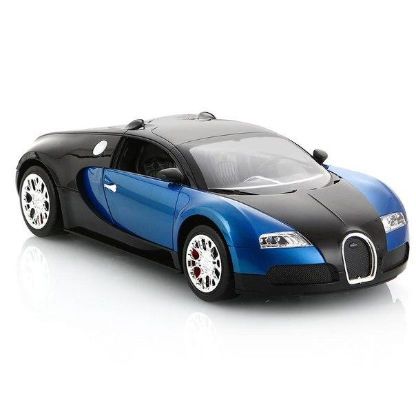 Автомобиль радиоуправляемый mz bugatti veyron, 1:10