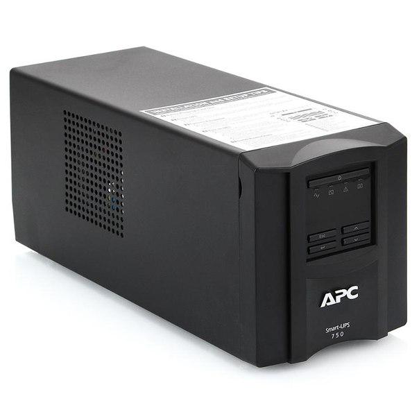 Ибп apc smart-ups smt750i