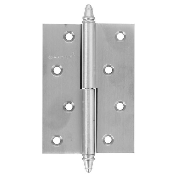 Петля дверная archie a010-d 100x70x3-232 r
