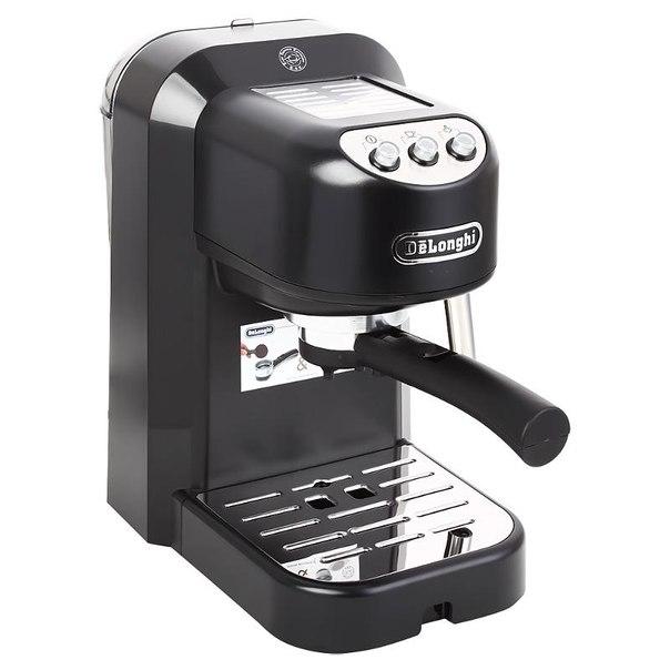 Кофеварка эспрессо delonghi ec 250.b