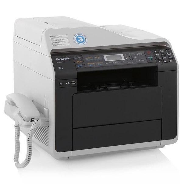 Принтер/копир/сканер/факс/pc факс/телефон panasonic kx-mb2540ru