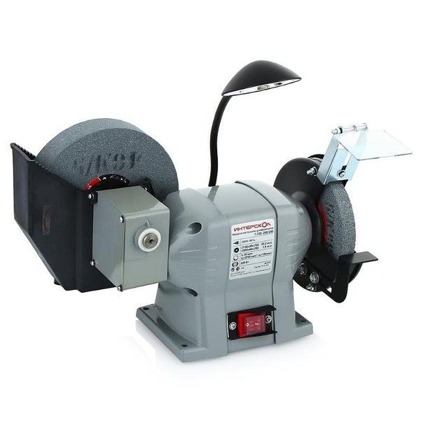Электроточило интерскол т-150-200/250