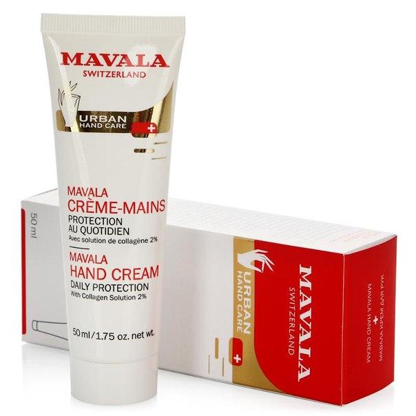Крем для рук mavala hand cream, 50 мл