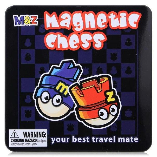 Настольная игра mack & zack шахматы