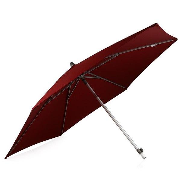 Зонт садовый act 433546, 310см, цвет темно-красный