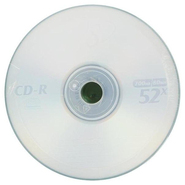 Диск cd-r 700mb 52x bulk (50 шт) vs