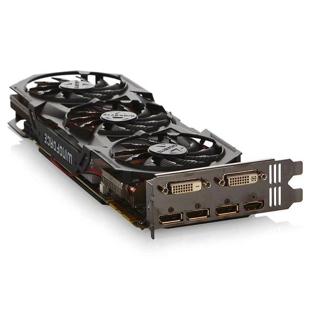 Видеокарта gigabyte gv-n970g1 gaming-4gd, gtx 970, 4096мб, gddr5, retail