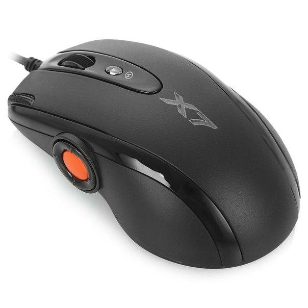 Мышь a4tech f6