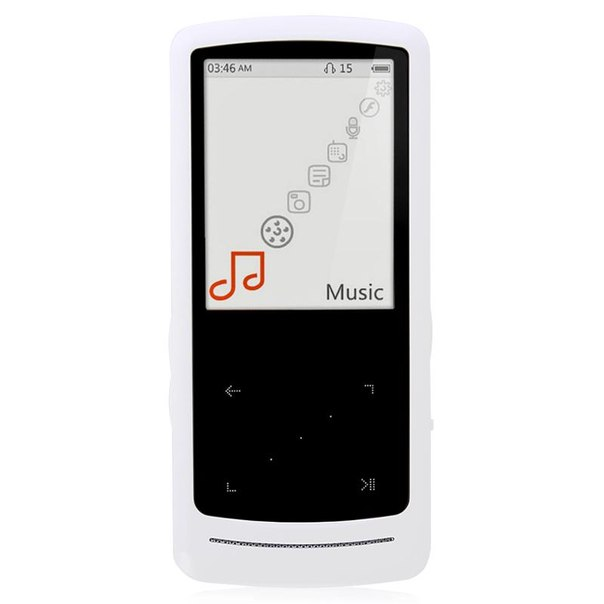 Mp3 плеер 16gb cowon iaudio 9+ white, белый