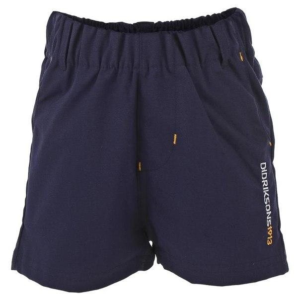 Шорты didriksons1913 meron kids shorts 500046, размер 100 см, цвет 039 морской бриз