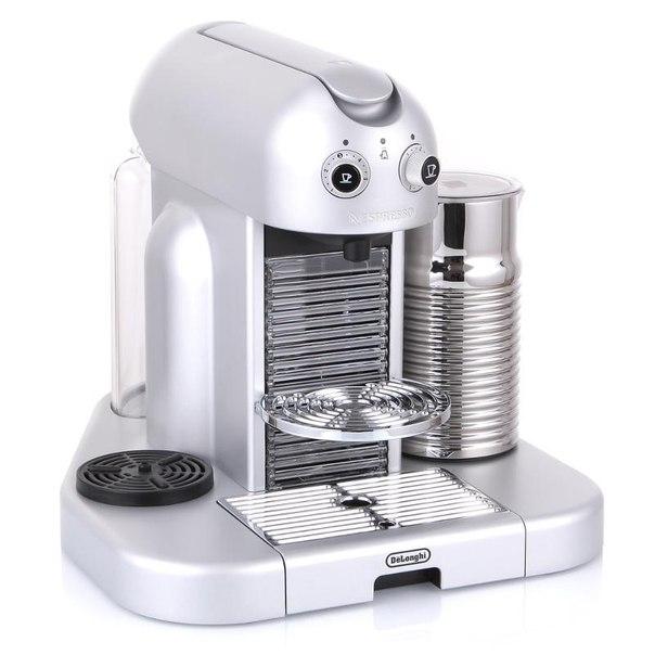 Кофемашина капсульная nespresso delonghi en 470.sae