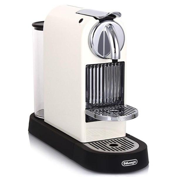 Кофемашина капсульная nespresso delonghi en 166.cw