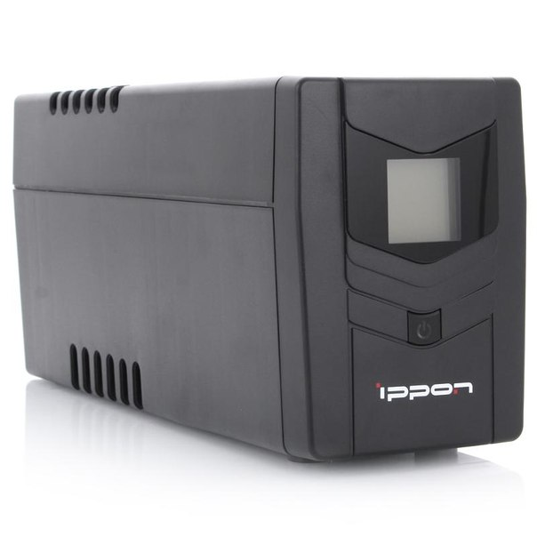 Ибп ippon back power lcd pro 600