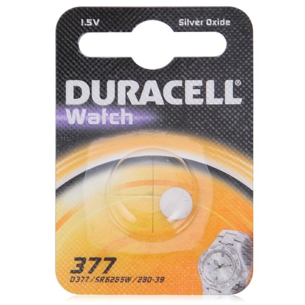 Батарейка sr66 1шт. duracell литиевая