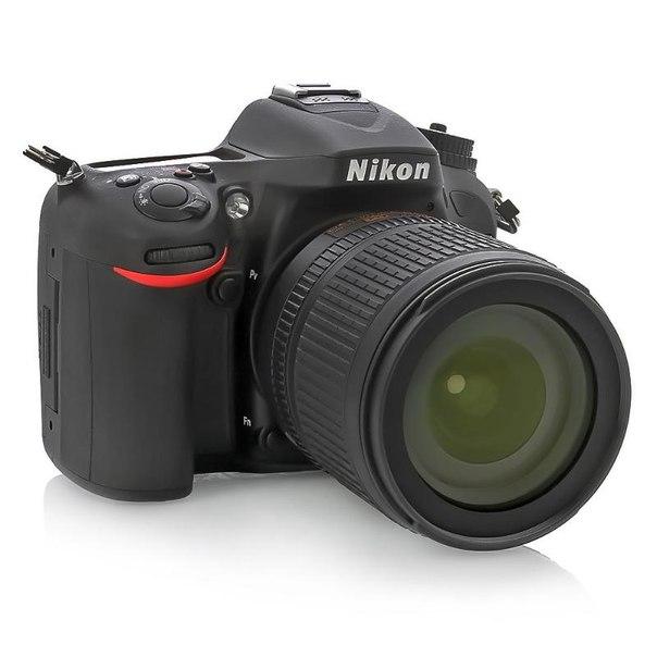 Зеркальный фотоаппарат nikon d7100 kit af-s dx 18-105mm vr black
