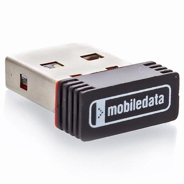 Адаптер usb bluetooth v.2.0 mobiledata ubt-206