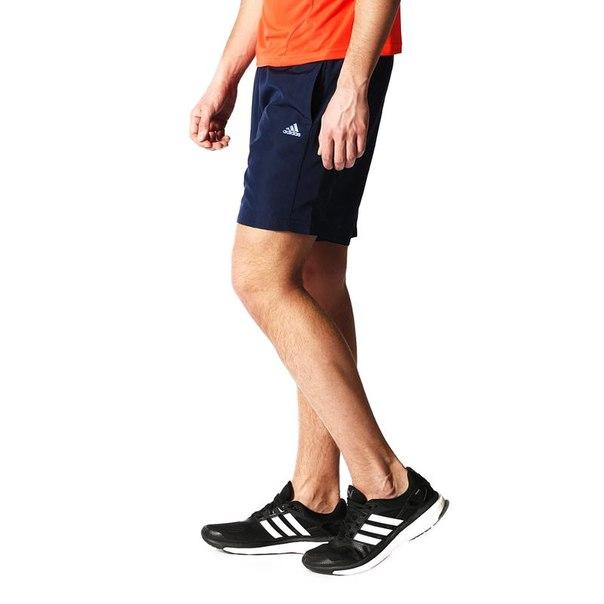 Шорты adidas base short wv s21941, мужские, темно-синие