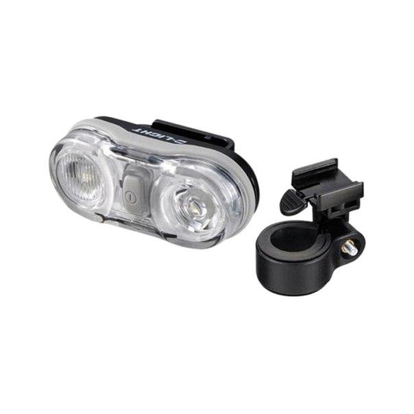 Передний габаритный фонарь d-light, 0.5вт, 2 диода, черный