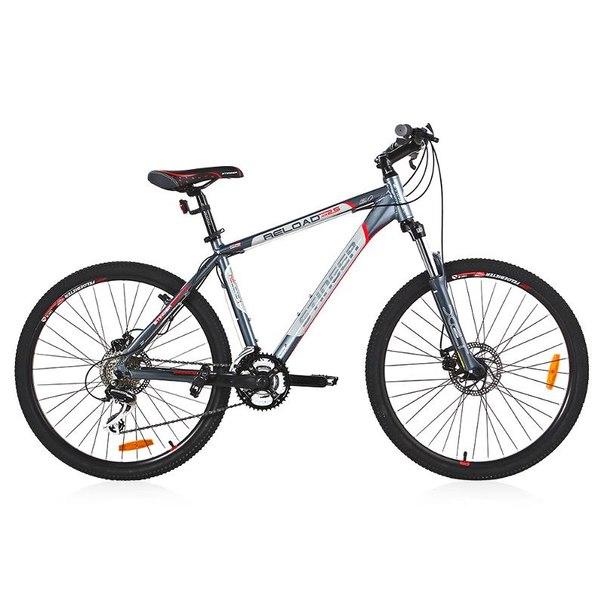 Велосипед stinger reload xr 2.5, серый (х31321-к)