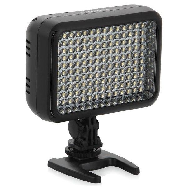 Осветитель светодиодный yongnuo led 1410 (yn1410), 140 leds, для фото и видеокамер