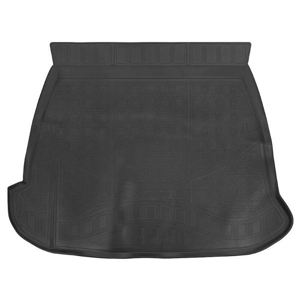 Коврик багажника norplast для volvo s60 sd, 2013->, полиуретан