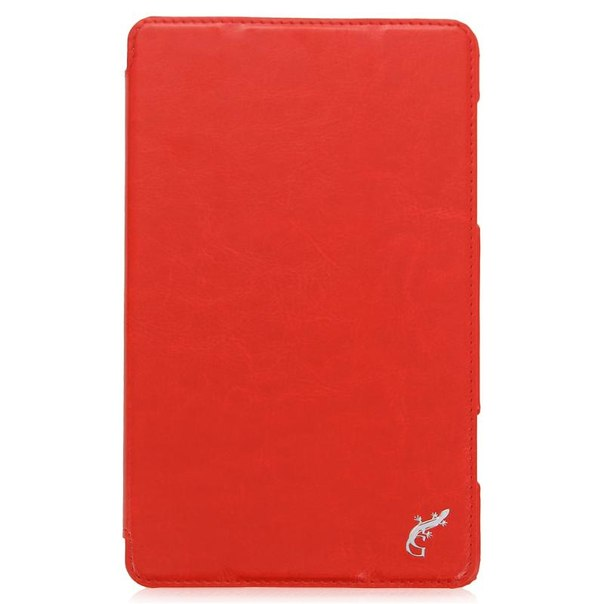 Чехол-книжка g-case slim premium для samsung galaxy tab s 8.4, красный