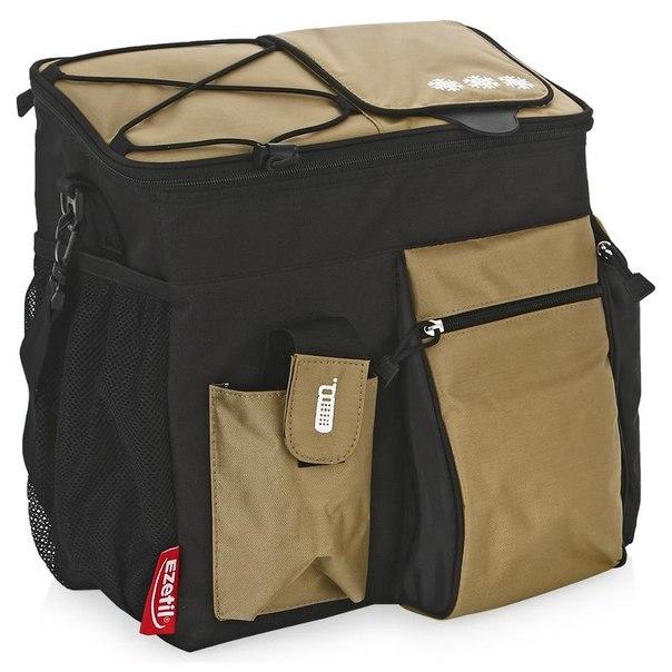 Изотермическая сумка ezetil kc professional 18 black-beige