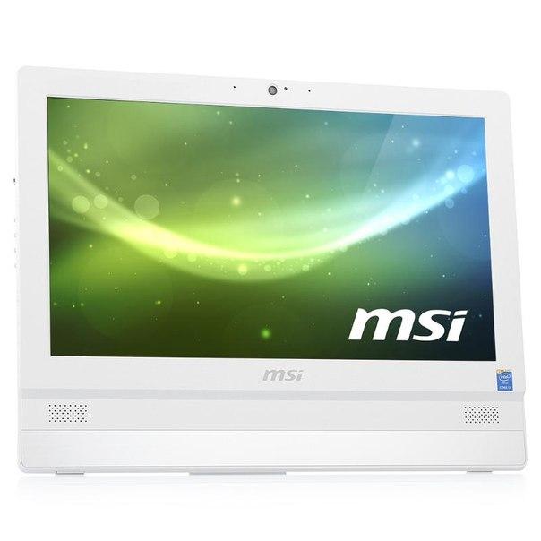 Компьютер моноблок msi adora20 2m-027ru, 9s6-aaa112-027