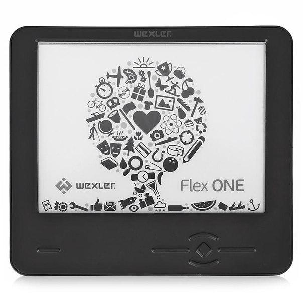 Электронная книга wexler flex one black