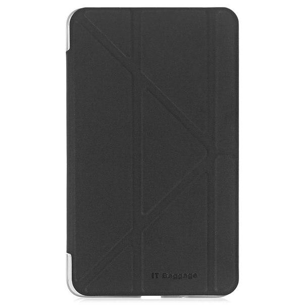 "Чехол книжка it baggage hard case itssgt4701-1 для планшета samsung galaxy tab 4 7"", черный"