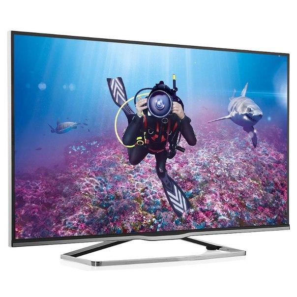 3d led телевизор philips 42pfs7309/60