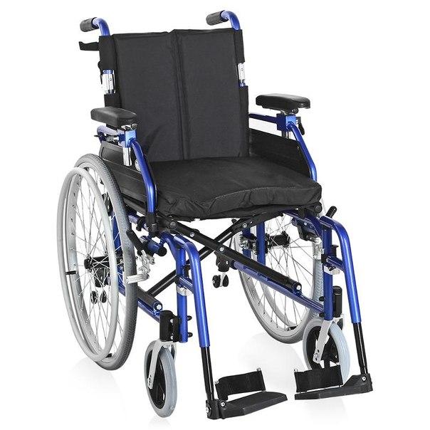 Кресло-коляска для инвалидов армед 5000 (17 дюймов) литые колеса