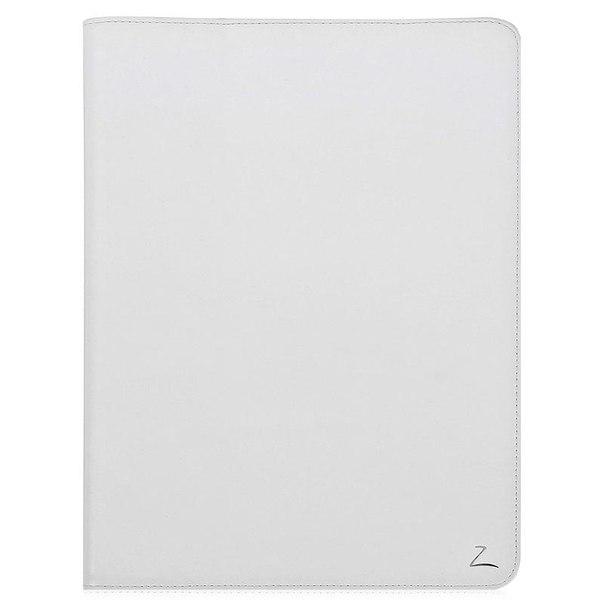 Чехол книжка lazarr universal smart cover для планшетов 9-10 дюймов, белый/серый
