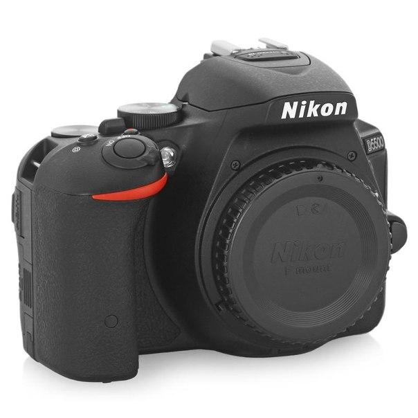 Зеркальный фотоаппарат nikon d5500 body