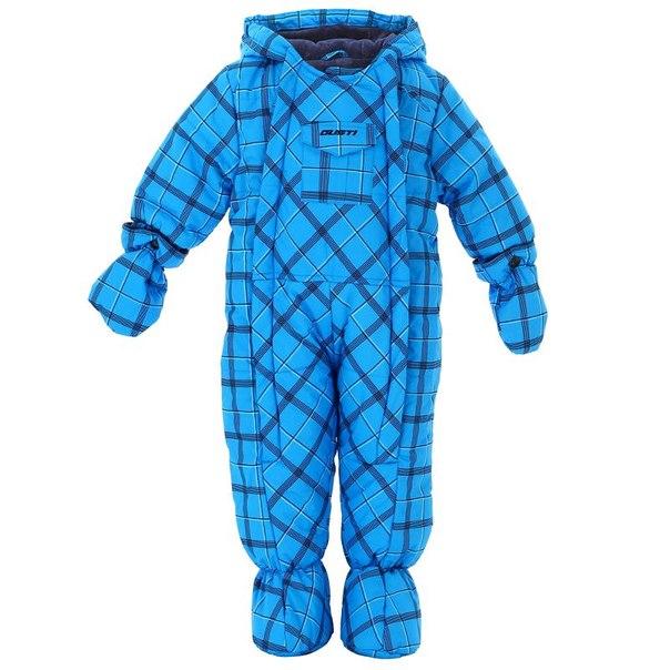 Комбинезон для мальчиков gusti gwb 2546, размер 90-98 см, цвет голубой
